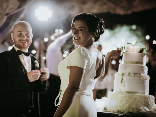 Il matrimonio di Elena e Marco a Tricase, Lecce 77