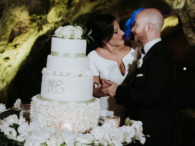 Il matrimonio di Elena e Marco a Tricase, Lecce 80