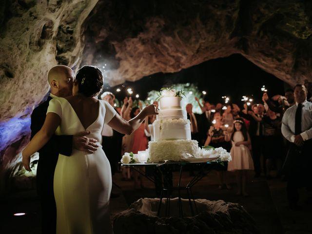 Il matrimonio di Elena e Marco a Tricase, Lecce 82