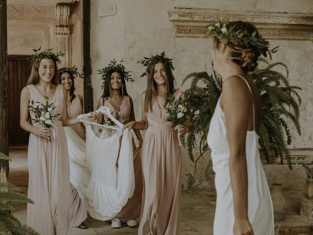 Il matrimonio di Roy e Julia a Contessa Entellina, Palermo 18