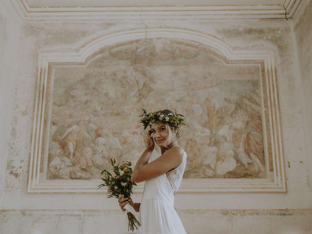 Il matrimonio di Roy e Julia a Contessa Entellina, Palermo 37
