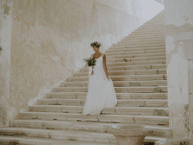 Il matrimonio di Roy e Julia a Contessa Entellina, Palermo 40