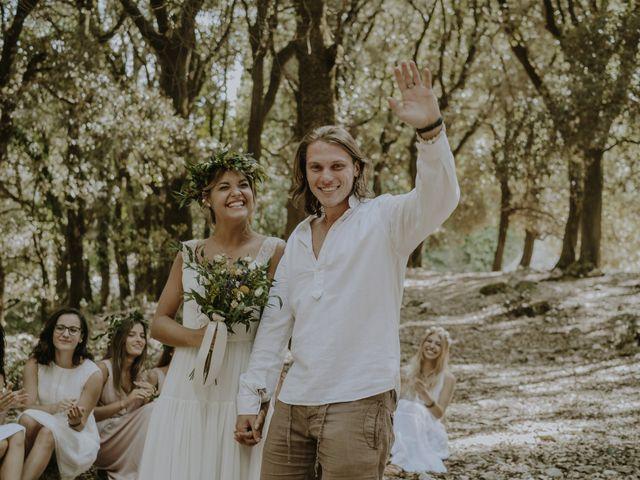 Il matrimonio di Roy e Julia a Contessa Entellina, Palermo 43