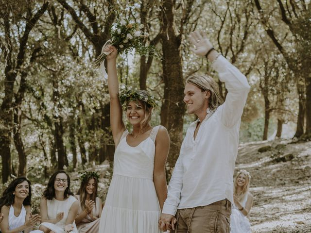 Il matrimonio di Roy e Julia a Contessa Entellina, Palermo 44