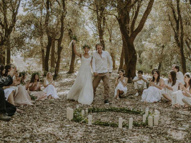 Il matrimonio di Roy e Julia a Contessa Entellina, Palermo 45