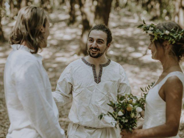 Il matrimonio di Roy e Julia a Contessa Entellina, Palermo 51