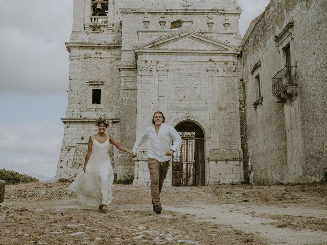 Il matrimonio di Roy e Julia a Contessa Entellina, Palermo 56