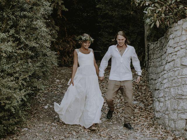 Il matrimonio di Roy e Julia a Contessa Entellina, Palermo 68