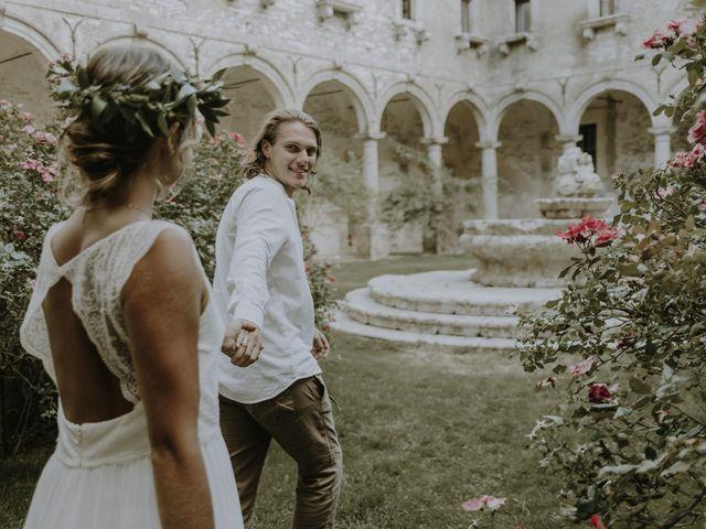 Il matrimonio di Roy e Julia a Contessa Entellina, Palermo 70