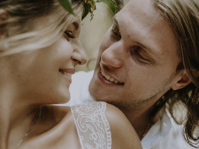 Il matrimonio di Roy e Julia a Contessa Entellina, Palermo 73