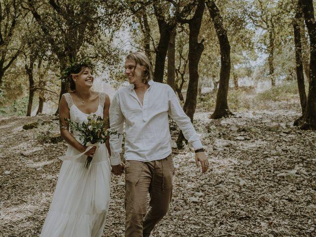 Il matrimonio di Roy e Julia a Contessa Entellina, Palermo 78