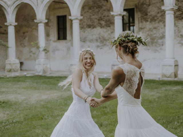 Il matrimonio di Roy e Julia a Contessa Entellina, Palermo 87