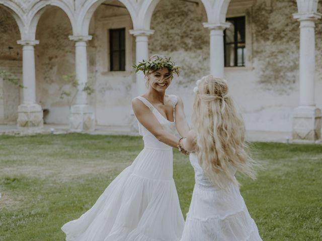 Il matrimonio di Roy e Julia a Contessa Entellina, Palermo 89