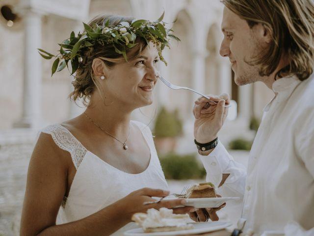 Il matrimonio di Roy e Julia a Contessa Entellina, Palermo 91