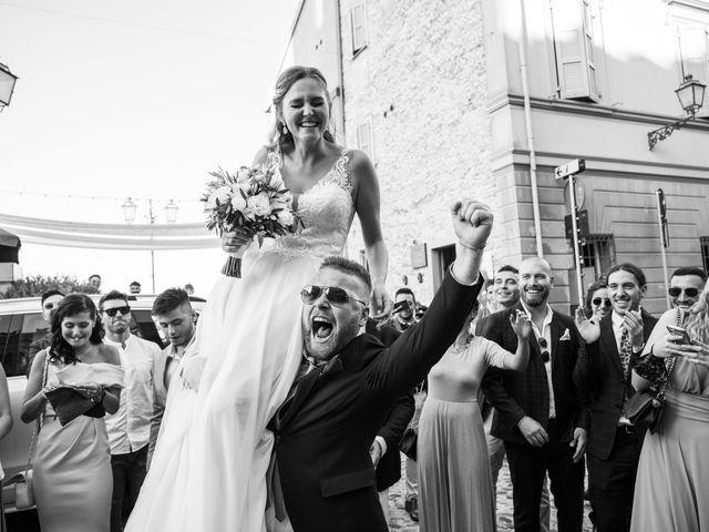 Le nozze di Giulia e Max