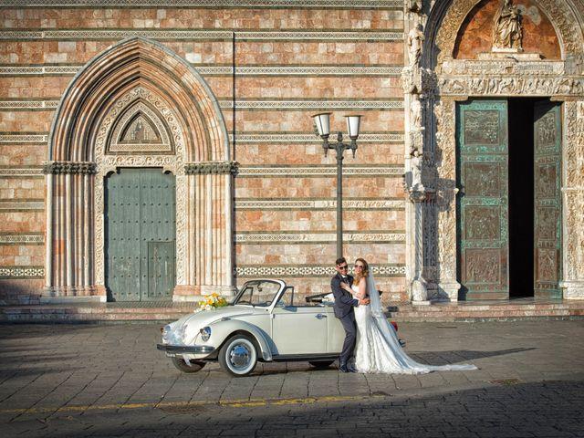 Il matrimonio di Desireè e Antonio a Messina, Messina 30