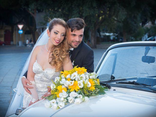 Il matrimonio di Desireè e Antonio a Messina, Messina 31