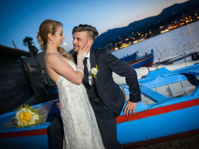 Il matrimonio di Desireè e Antonio a Messina, Messina 33