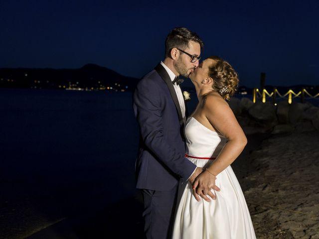 Il matrimonio di Simone e Eleonora a Lesa, Novara 1