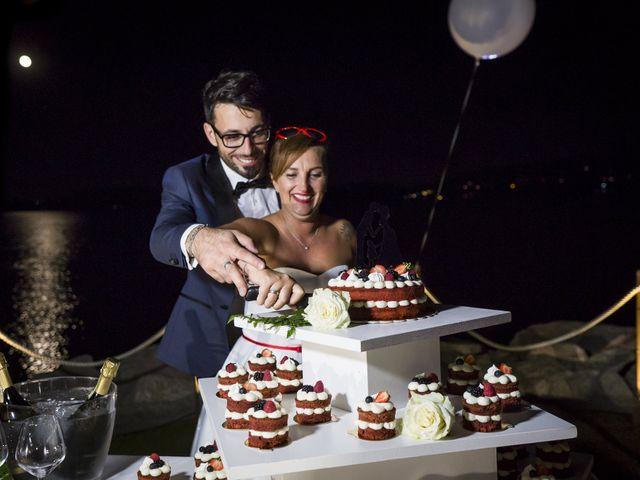 Il matrimonio di Simone e Eleonora a Lesa, Novara 15