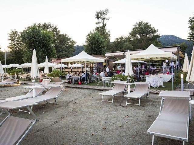 Il matrimonio di Simone e Eleonora a Lesa, Novara 18