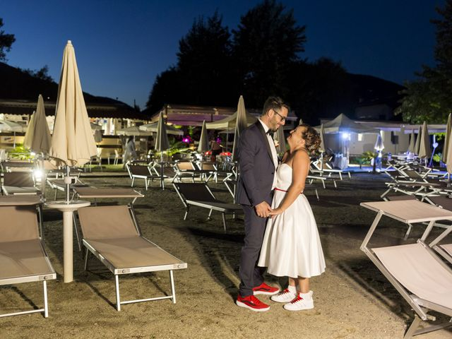 Il matrimonio di Simone e Eleonora a Lesa, Novara 20