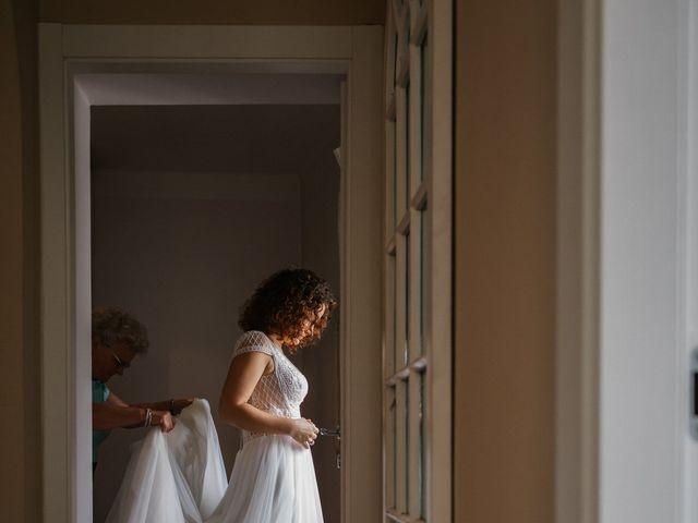 Il matrimonio di Irene e Alessandro a Testico, Savona 9