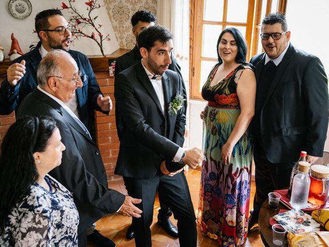 Il matrimonio di Irene e Alessandro a Testico, Savona 11
