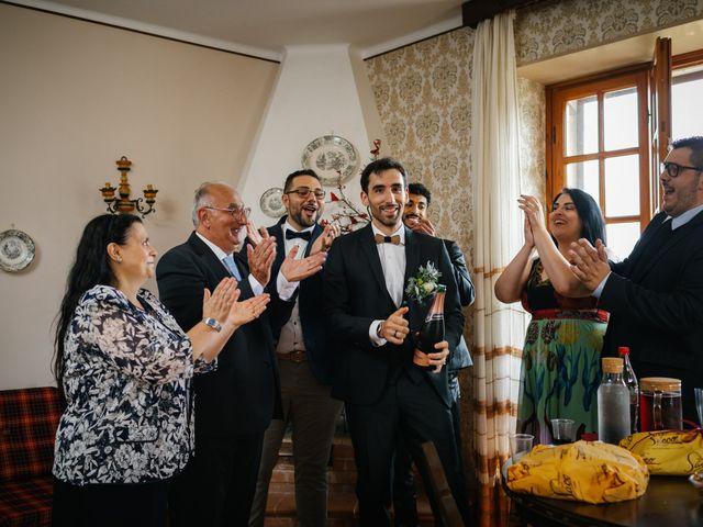 Il matrimonio di Irene e Alessandro a Testico, Savona 12
