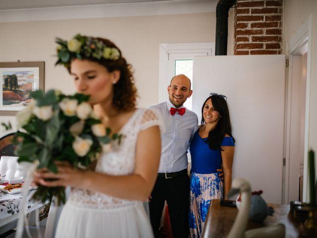 Il matrimonio di Irene e Alessandro a Testico, Savona 19