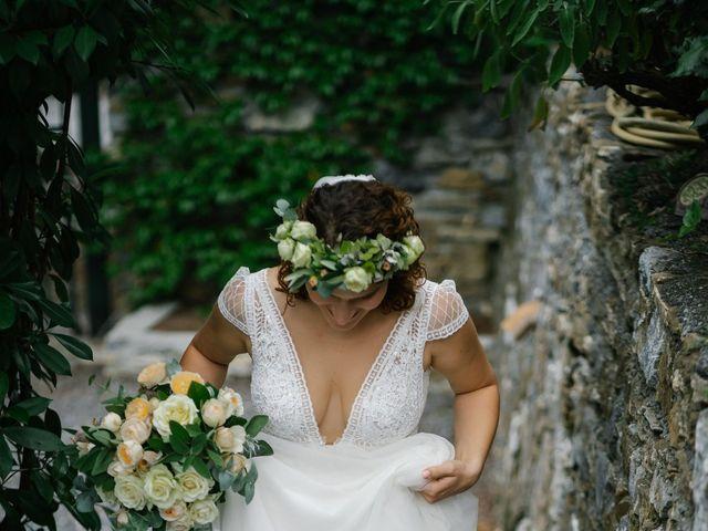 Il matrimonio di Irene e Alessandro a Testico, Savona 24