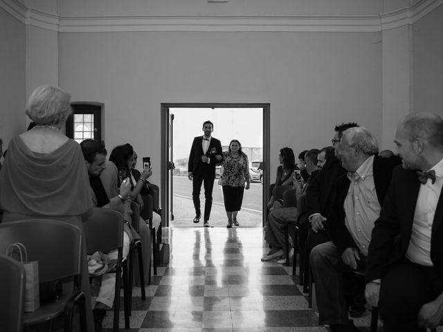 Il matrimonio di Irene e Alessandro a Testico, Savona 25