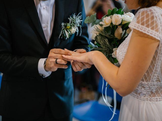 Il matrimonio di Irene e Alessandro a Testico, Savona 33