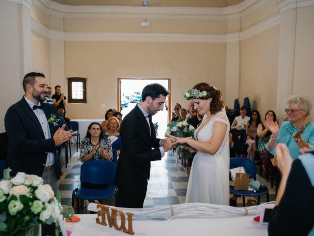 Il matrimonio di Irene e Alessandro a Testico, Savona 35