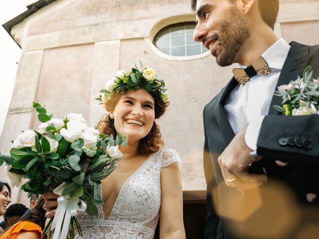 Il matrimonio di Irene e Alessandro a Testico, Savona 41