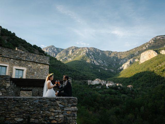 Il matrimonio di Irene e Alessandro a Testico, Savona 47