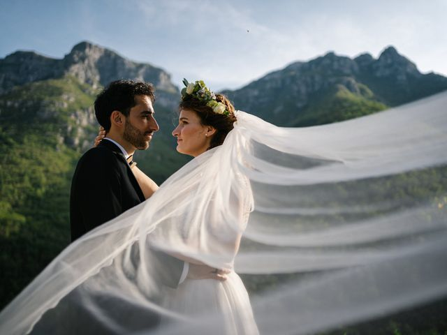 Il matrimonio di Irene e Alessandro a Testico, Savona 49