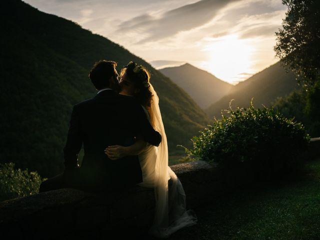Il matrimonio di Irene e Alessandro a Testico, Savona 1