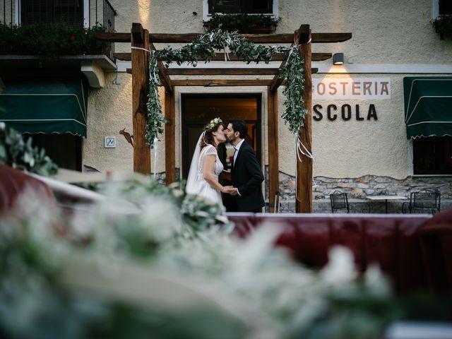 Il matrimonio di Irene e Alessandro a Testico, Savona 55