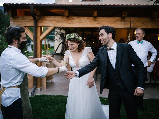 Il matrimonio di Irene e Alessandro a Testico, Savona 56