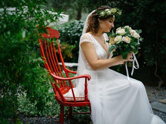 Il matrimonio di Irene e Alessandro a Testico, Savona 22