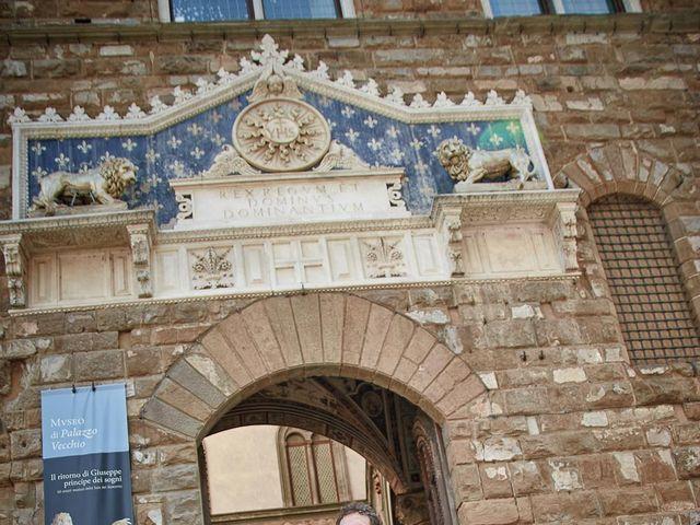 Il matrimonio di Massimiliano e Damiana a Firenze, Firenze 39