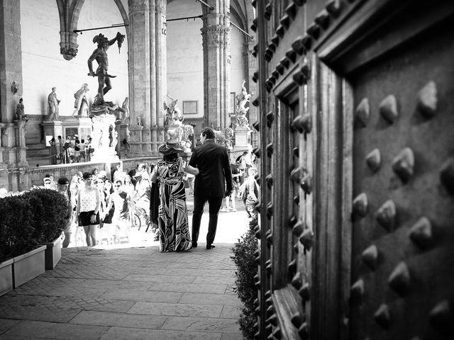 Il matrimonio di Massimiliano e Damiana a Firenze, Firenze 40