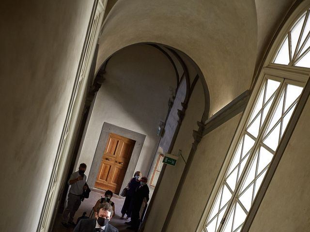 Il matrimonio di Massimiliano e Damiana a Firenze, Firenze 41