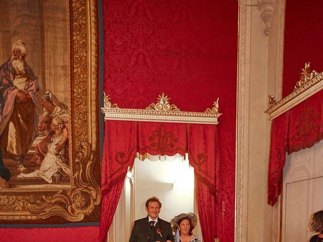 Il matrimonio di Massimiliano e Damiana a Firenze, Firenze 43