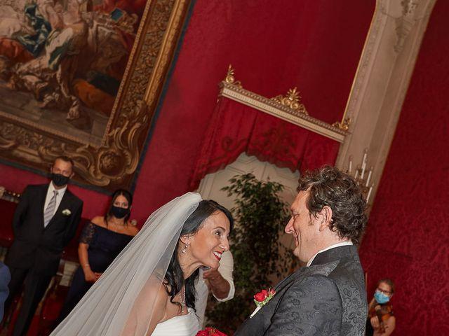Il matrimonio di Massimiliano e Damiana a Firenze, Firenze 46