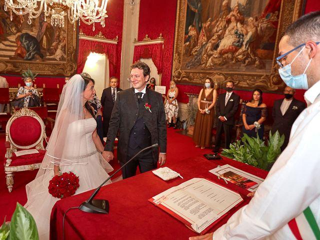 Il matrimonio di Massimiliano e Damiana a Firenze, Firenze 47