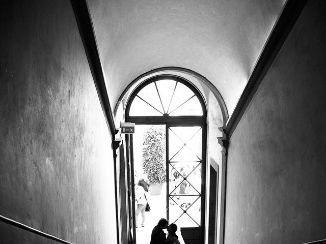 Il matrimonio di Massimiliano e Damiana a Firenze, Firenze 54