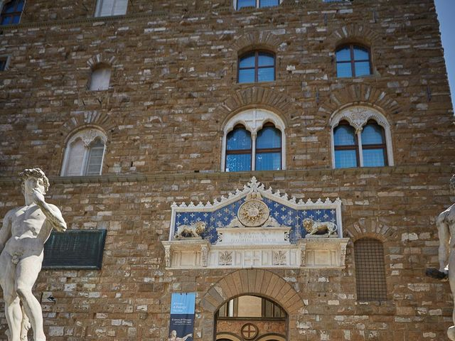 Il matrimonio di Massimiliano e Damiana a Firenze, Firenze 56