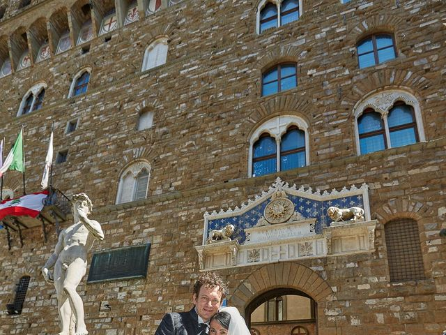 Il matrimonio di Massimiliano e Damiana a Firenze, Firenze 59